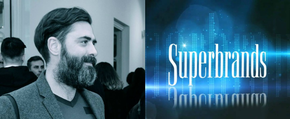 Andrei Borțun is a member of the Honorary Council of Superbrands Romania