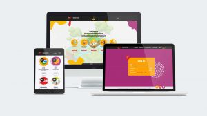 Equatorial – Gamification as web design