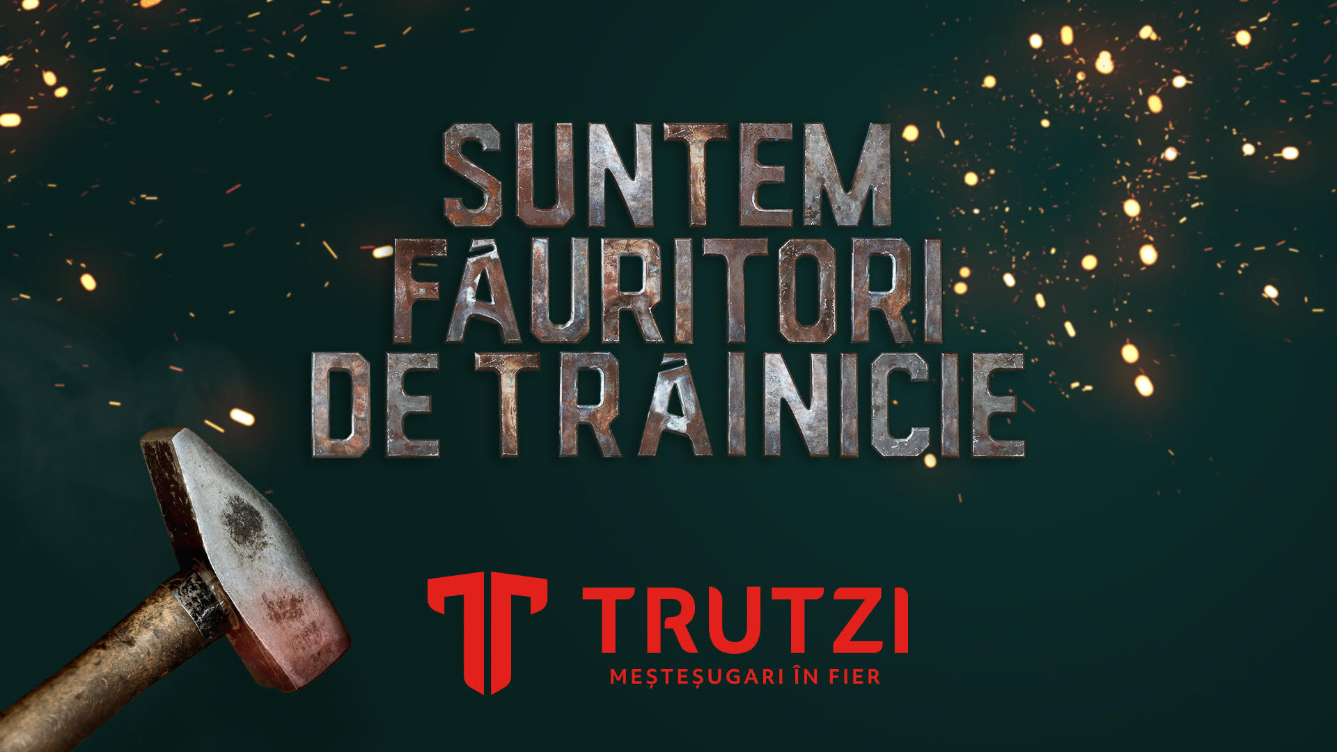 The future image of Trutzi crafted by Rusu+Bortun in the latest communication campaign